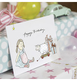 "krima & isa Postkarte ""Happy Birthday"" Spielzeug"