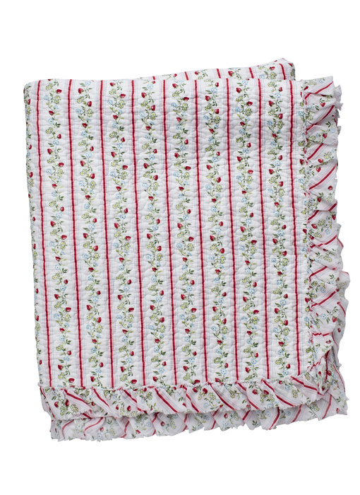 "GreenGate Quilt  ""Bed cover Gloria"" 140x220cm, Sonderkollektion"