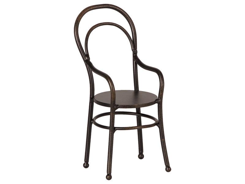 Maileg Hasen Stuhl mit Armlehne, mini