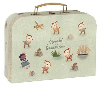"""Maileg Kinderkoffer """"Bambi Bambino"""" mint"""