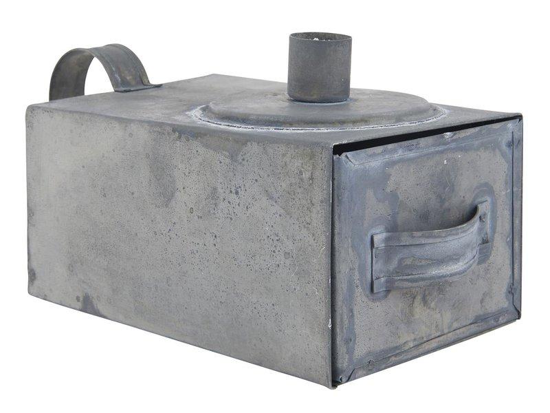 IB LAURSEN Kerzenhalter für Stabkerze Box
