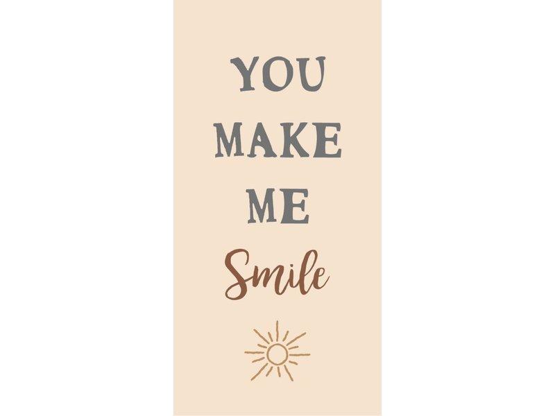 "IB LAURSEN Magnet ""You make me smile"""