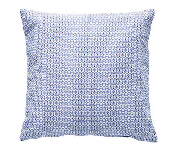 "GreenGate Kissen ""Juno dusty blue"" 40 x 40 cm"