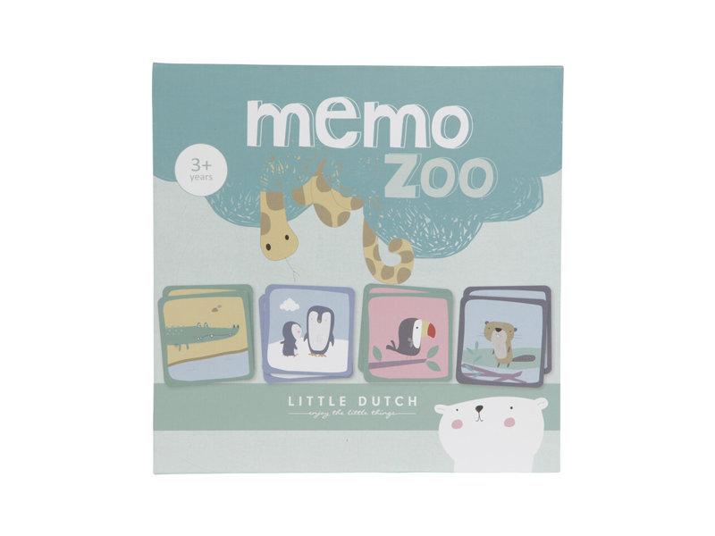 """Little Dutch Tier Memory """" Zoo"""""""