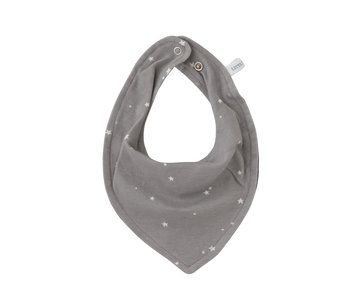 "Little Dutch Bandana ""Halstuch"" little stars, grau"