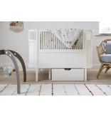 Sebra Das Sebra Bett, Baby & Jr., classic white