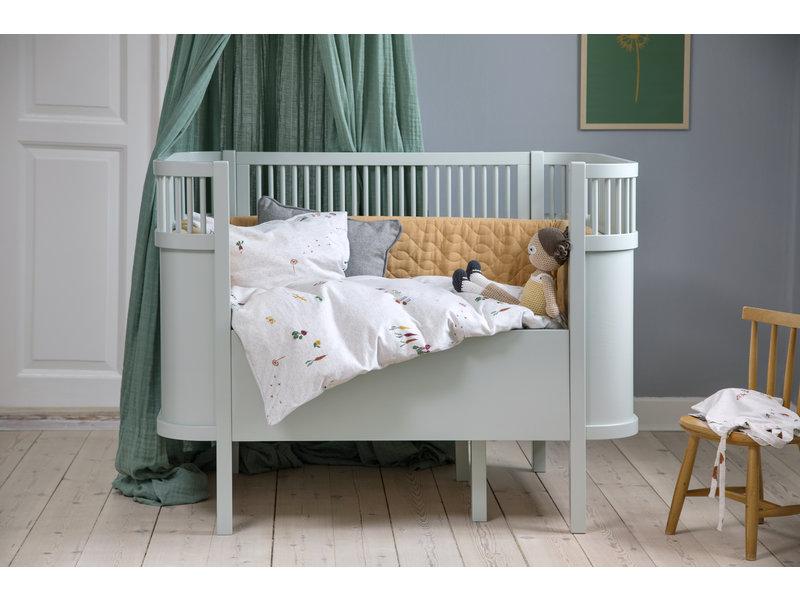 Sebra Das Sebra Bett, Baby & Jr., mist green