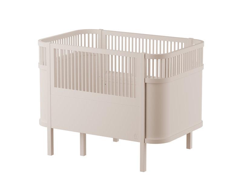 Sebra Das Sebra Bett, Baby & Jr., birchbark beige