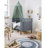 Sebra Das Sebra Bett, Baby & Jr., forest lake blue