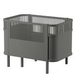 Sebra Das Sebra Bett, Baby & Jr., classic grey