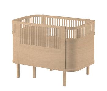 Sebra Das Sebra Bett, Baby & Jr., Wooden Edition