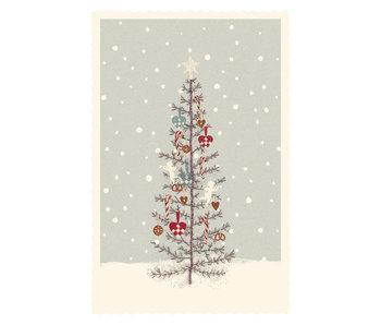 """Maileg Weihnachtskarte """"Tannenbaum"""" groß"""