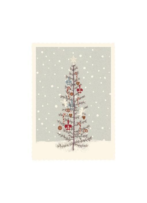 """Maileg Weihnachtskarte """"Tannenbaum"""" klein"""