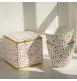 """GreenGate Geschenkbox """"Tilly white"""" klein, Zwischenkollektion"""