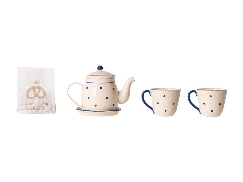 Maileg Tea & Biscuits for two mit Schachtel