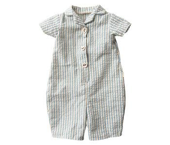 """Maileg Hasen Schlafanzug """"Pyjama"""" Größe 4"""