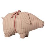"""Maileg Schwein """"Pig"""" medium mit Streifen"""