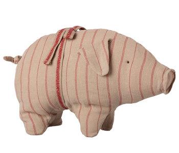 """Maileg Schwein """"Pig"""" Small mit Streifen"""