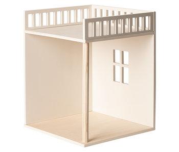 """Maileg """"Bonuszimmer"""" Puppenhaus aus Holz"""