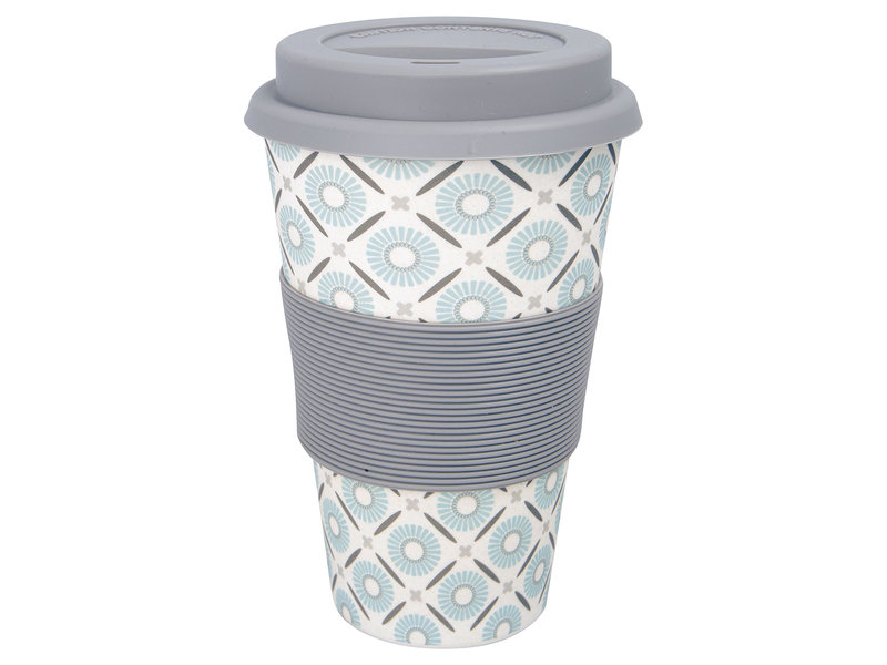 "GreenGate Thermosbecher ""Travel mug Alva white"""