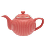 "GreenGate Teekanne ""Teapot Alice"" coral"