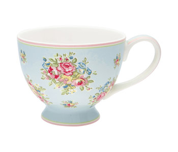 "GreenGate Teacup ""Franka pale blue"""