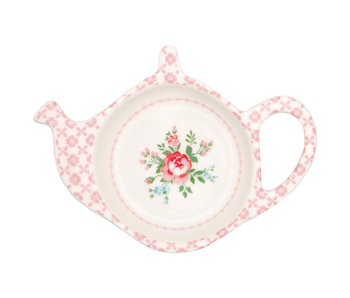 "GreenGate Teebeutelablage ""Gabby white"" Teabag holder"