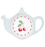 """GreenGate Teebeutelablage """"Cherie white"""" Teabag holder"""
