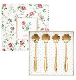 "GreenGate Löffel Set ""Spoon gold"" 4 teilig"