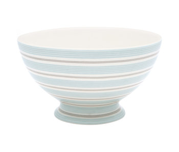 "GreenGate Suppenschale ""Soup bowl Tova pale blue"""