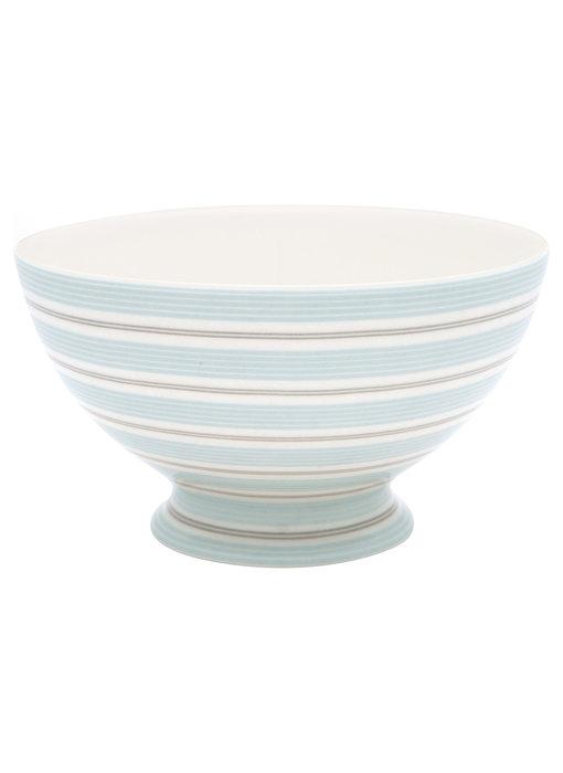 """GreenGate Suppenschale """"Soup bowl Tova pale blue"""""""