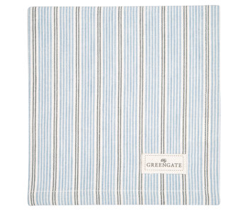 "GreenGate Stoffserviette ""Tova pale blue"""