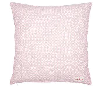 """GreenGate Kissen """"Helle pale pink"""" 40 x 40 cm"""