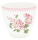 "GreenGate Latte Cup ""Luna white"""