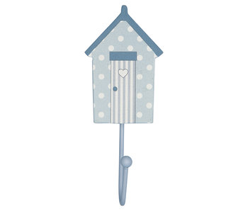 "GreenGate Kinder Wandhaken ""Spot pale blue"""