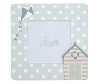 "GreenGate Kinder Bilderrahmen ""Ellison pale blue"""
