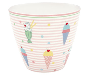 "GreenGate Latte Cup ""Isa pale pink"""