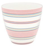 "GreenGate Latte Cup ""Imke pale pink"""