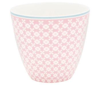 "GreenGate Latte Cup ""Helle pale pink"""