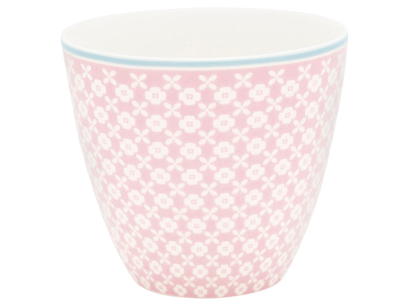 """GreenGate Latte Cup """"Helle pale pink"""""""