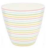 """GreenGate Latte Cup """"Ansley white"""""""