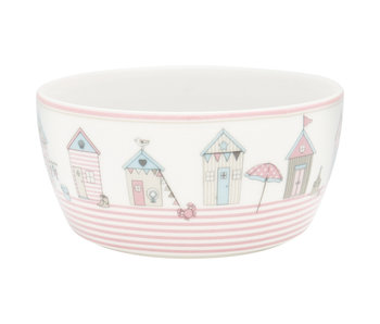 "GreenGate Kinderschüssel ""Kids bowl Ellison pale pink"""