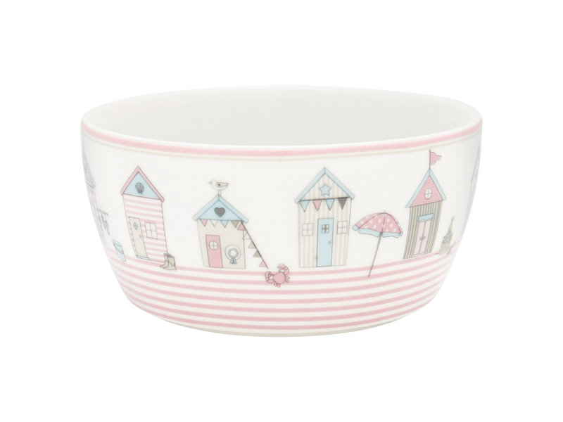 "GreenGate Kinderschüssel ""Kids bowl Ellison pale pink"""
