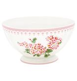 "GreenGate French bowl xlarge ""Luna white"""