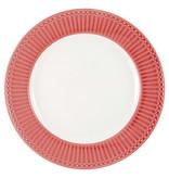 "GreenGate Essteller ""Dinner plate Alice"" coral"
