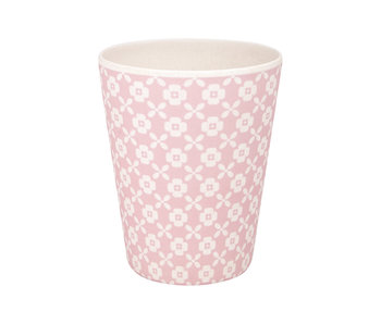 "GreenGate Bambus Becher ""Cup Helle pale pink"""