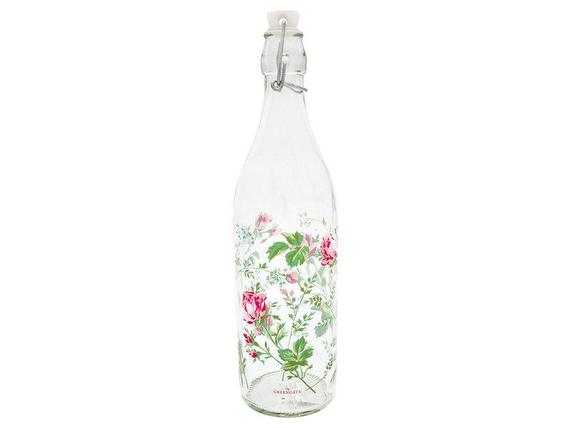 """GreenGate Flasche """"Constance white"""""""