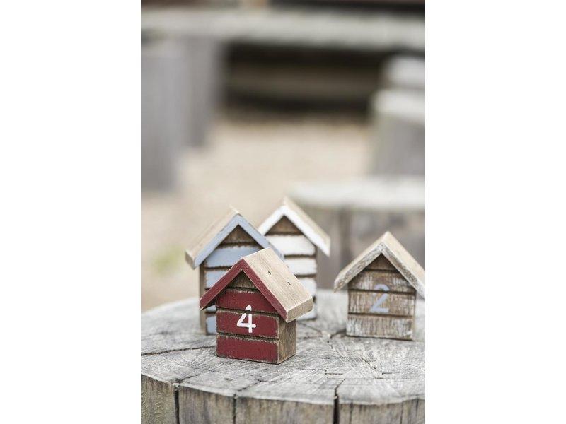 IB LAURSEN Strandhäuser 1-4