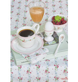 "GreenGate Latte Cup ""Sinja white"""