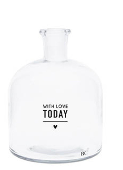"""Bastion Collections Glasflasche """"Today"""" klein"""